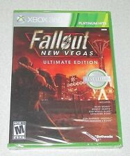 Fallout New Vegas Ultimate Edition Xbox 360 Factory Sealed