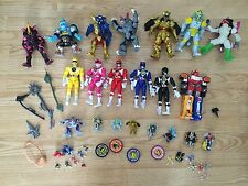 Vintage Bandai Power Rangers Toys Shogun Megazord Villains Sphinx Huge Lot