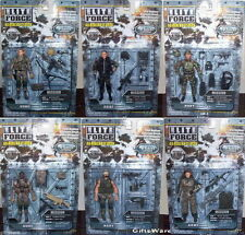 BBI Elite Force 1:18 U.S. Army Action Figures 6-Pack (Mint On Card)