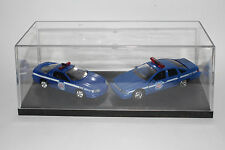 ROAD CHAMPS POLICE, WISCONSIN STATE POLICE CAMARO & CHEVY CAPRICE, 1:43