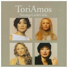 TORI AMOS - STRANGE LITTLE THINGS - CD SIGILLATO 2001
