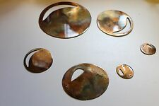 Metal Wall Art Decor Bubbles  Decor Copper/Bronze