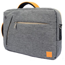 VanGoddy Grey 3 in 1 Backpack and Messenger Bag for The new MacBook 12-inch