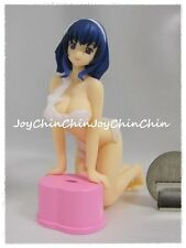 JAPAN ANIME HOT SEXY BATHING GIRL MINI FIGURE CAN MOVE THE BUBBLE RARE!