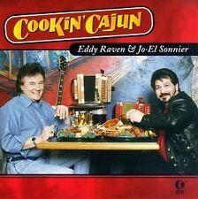 Jo-El Sonnie r&  Eddy Raven - Cookin Cajun, CD