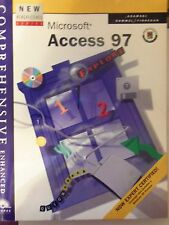 New Perspectives on Microsoft Access 97 Comprehensive Enhanced by Hommel s#2413