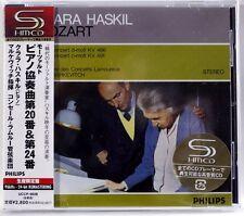 MOZART Piano Concertos / HASKIL - SHM-CD JAPAN