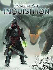 Art of Dragon Age Inquisition Deluxe Hardcover Art Book BioWare New HC Mint