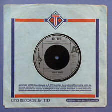 Heatwave - Boogie Nights / All You Do Is Dial - GTO Records GT-77 Ex Condition
