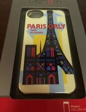 Apple Iphone 5 VENOM UK  Paris France Efiffel Tower Glossy Hard Shell Case/cover