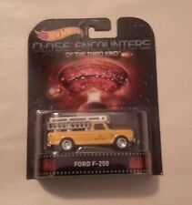 "2015 Hot Wheels Retro ""CLOSE ENCOUNTERS of the THIRD KIND"" Ford F-250"