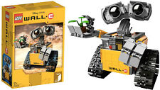 LEGO WALL-E Disney Pixar IDEAS Set 21303 Movie Figure Character Toy NEW Sealed