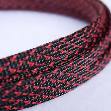 8mm Expandable Braided PET Cable Sleeving 3 weave High densely PC RC Modding