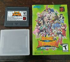 The Match of the Millennium -SNK vs Capcom - Neo Geo Pocket Color - Works