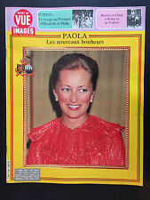 point de vue N°1914 paola beatrix et claus elisabeth philip 1985