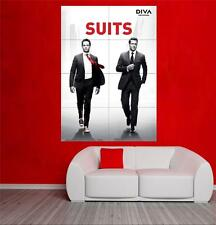 Suits Huge Promo Poster T734