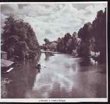 1948  --  L HUISNE A YVRE L EVEQUE   Y428