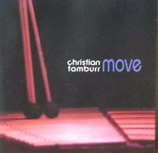 Christian Tamburr: Move   CD  LIKE NEW  DB1951