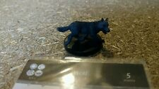 Wolf #37- Dungeons and Dragons Miniatures Harbinger