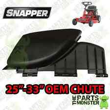 """Snapper ***7026233YP*** 25""""- 33"""" Mower Deck Deflector/Discharge Chute OEM Part"""