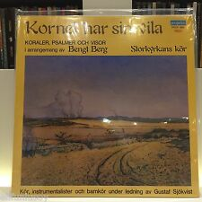 Now The Green Blade Riseth - Kornet Har Sin Vila - PROPRIUS - 7853 LP MINT