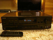 Technics SA-GX 170 AV Control Stereo Receiver +Original Fernbedienung+Manual