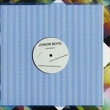 """Junior Boys - Big Black Coat (12"""" Vinyl) Robert Hood Remix JIAOLONG017 NEW"""