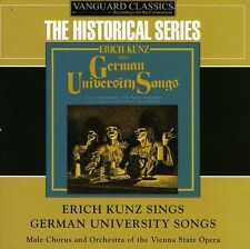 Erich Kunz Sings German University Songs - Erich Kunz (2006, CD NEU)2 DISC SET