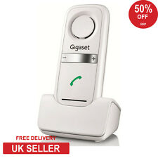 Siemens Gigaset L410 Handsfree Clip White for Cordless Phones