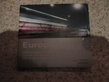 Audi sat nav navigation sd card 2016 satellite navigation disc A1 EUROPE mib-s