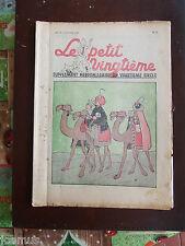 Tintin - Petit Vingtième  - n°1 du 06/01/1938 FASCICULE CHARNIERE TTBE!!!