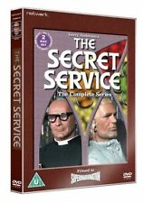 THE SECRET SERVICE the complete series. 2 Discs Gerry Anderson. New sealed DVD.