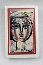 Vintage 1970's Hoyle Pablo Picasso Playing Cards Deck 3