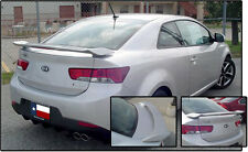 Fits: Kia Forte Koup 2010-2013 Painted Custom Lighted Rear Spoiler USA Made
