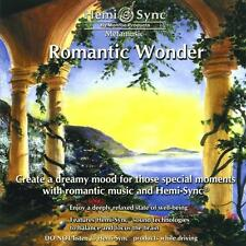 Romantic Wonder Hemi-Sync CD MetaMusic