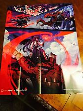 LootAnime Loot Anime Crate Exclusive Fold Up Poster September 2016 Demi-Human