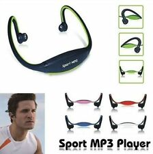 AURICULARES MP3 SPORT RADIO FM DIADEMA DEPORTE SIN CABLES MICRO SD