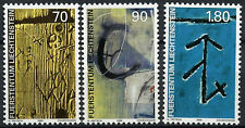 Liechtenstein 1999 SG#1212-4 Walser Indentification Marks MNH Set #D2022