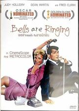 BELLS ARE RINGING [DVD R0] Judy Holliday, Dean Martin, Classic Musical Comedy