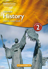 Course Notes - Higher History Course Notes Book (Paper 2), Kerr, John, New Book