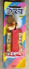 Pez Disney Pluto Dog on Striped Card Foreign MOC