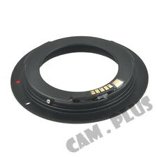 Camera AF Confirm Adapter For M42 Lens to Canon REBEL T3i T2i T1i KISS X5 X4 X3