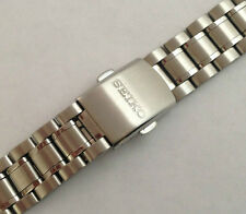 18MM SEIKO STAINLESS STEEL GENTS STRAP CURVED ENDS (SE1)