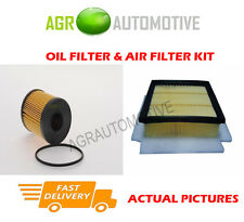 DIESEL SERVICE KIT OIL AIR FILTER FOR VAUXHALL CORSA 1.3 90 BHP 2006-