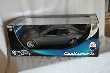 2003 Maserati, Die Cast, scale 1/18, by Hot Wheels Made in China