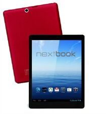 "Nextbook 8 NX785QC16G 7.85"" 16GB Quad-core Android W-Fi Internet tablet - Red"