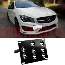 MERCEDES BENZ CLA250 CLA45 AMG LICENSE PLATE TOW MOUNTING KIT BRACKET ADAPTER