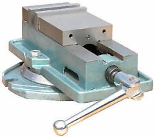 Milling Machine Vice With Swivel Base 4 inch