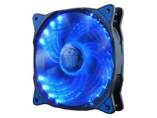 PcCooler Icewind F1211 12CM 120MM 19dBa Blue 16 x LED 4 PIN 1200RPM PC Case Fan