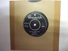 05882 Brenda Lee - Save All Your Lovin' For Me / All Alone Am I - 1962